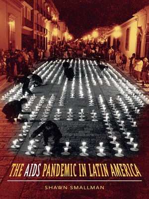 cover image of The AIDS Pandemic in Latin America