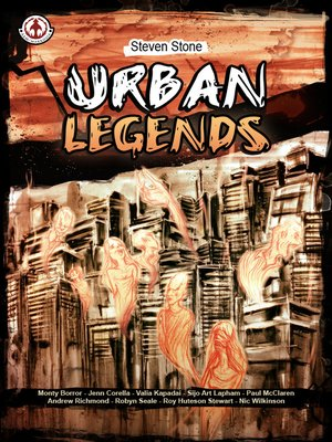 cover image of Urban Legends