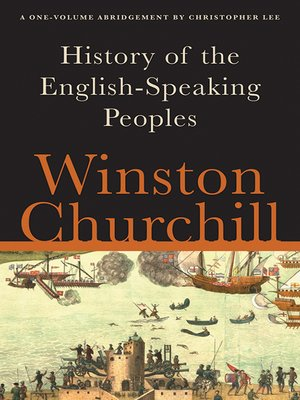 cover image of A History of the English-Speaking Peoples