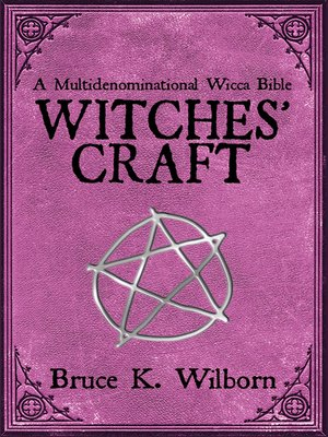 cover image of Witches' Craft