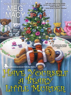 cover image of Have Yourself a Beary Little Murder