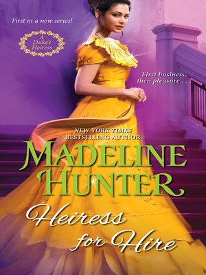 cover image of Heiress for Hire