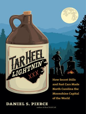 cover image of Tar Heel Lightnin'
