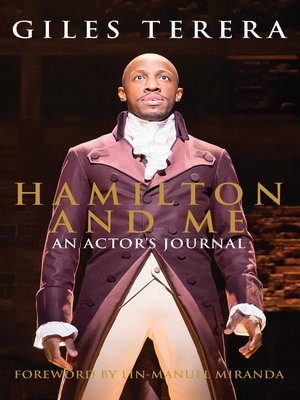cover image of Hamilton and Me
