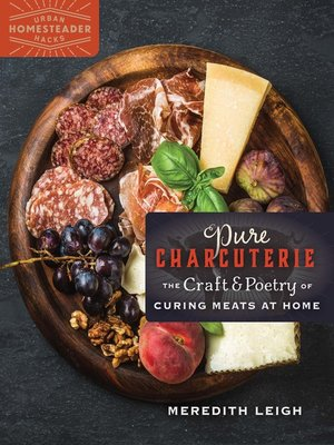 cover image of Pure Charcuterie