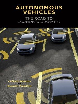 cover image of Autonomous Vehicles