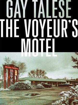 cover image of The Voyeur's Motel
