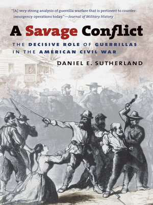 cover image of A Savage Conflict