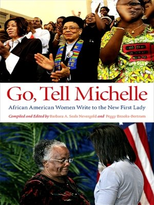 cover image of Go, Tell Michelle