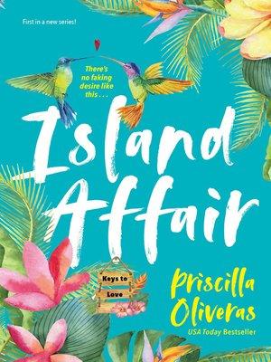 Island Affair Book Cover