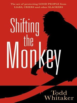 cover image of Shifting the Monkey
