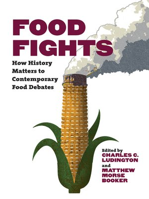 cover image of Food Fights