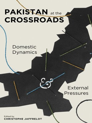 cover image of Pakistan at the Crossroads