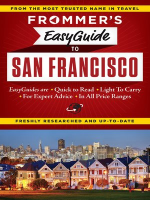 cover image of Frommer's EasyGuide to San Francisco