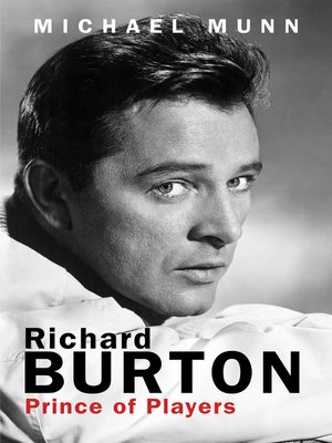 cover image of Richard Burton