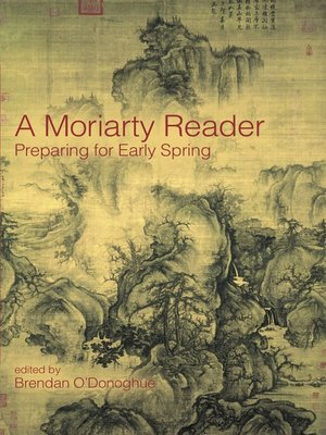 cover image of A Moriarty Reader