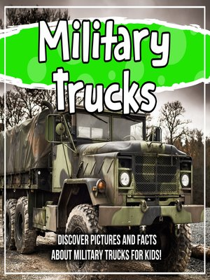 cover image of Military Trucks