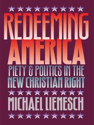 cover image of Redeeming America