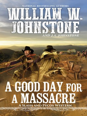 cover image of A Good Day for a Massacre