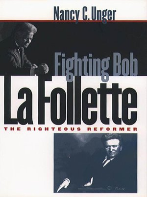 cover image of Fighting Bob La Follette