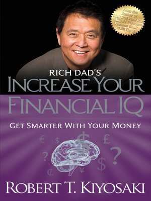 cover image of Rich Dad's Increase Your Financial IQ