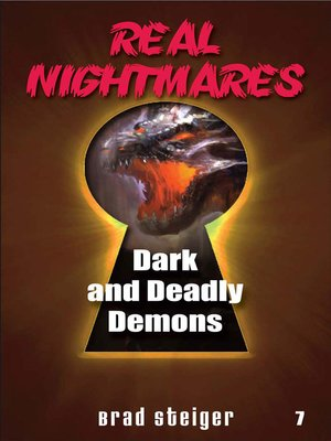 cover image of Real Nightmares (Book 7)