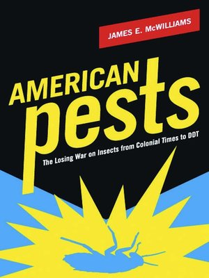 cover image of American Pests