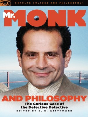 cover image of Mr. Monk and Philosophy