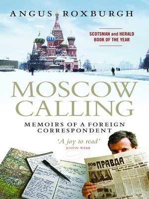 cover image of Moscow Calling