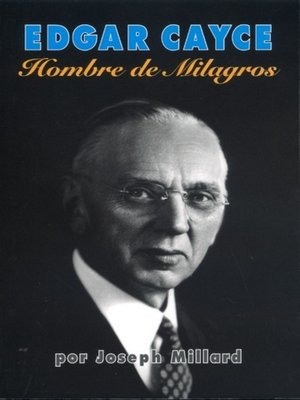 cover image of Edgar Cayce