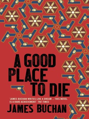 cover image of A Good Place to Die