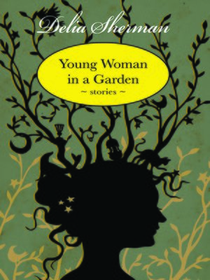 cover image of Young Woman in a Garden