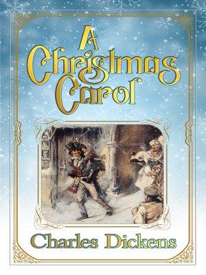 cover image of A Christmas Carol