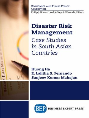 cover image of Disaster Risk Management