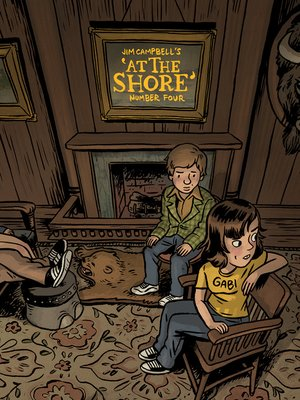 cover image of At the Shore #4