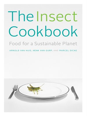 cover image of The Insect Cookbook