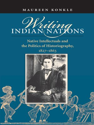 cover image of Writing Indian Nations