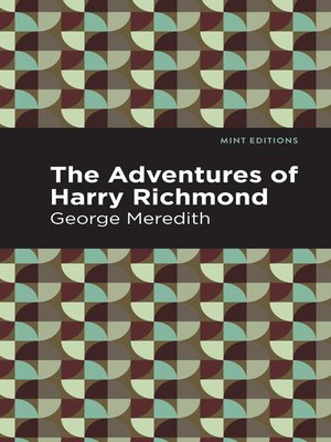 cover image of The Adventures of Harry Richmond