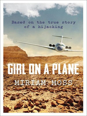 cover image of Girl on a Plane