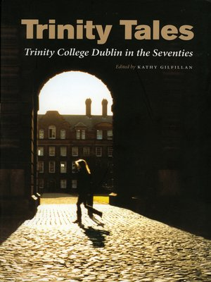 cover image of Trinity Tales