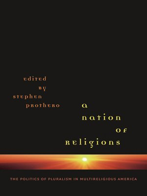 cover image of A Nation of Religions