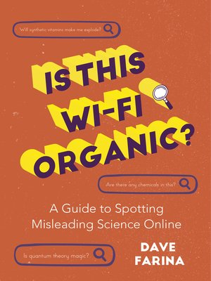 cover image of Is This Wi-Fi Organic?