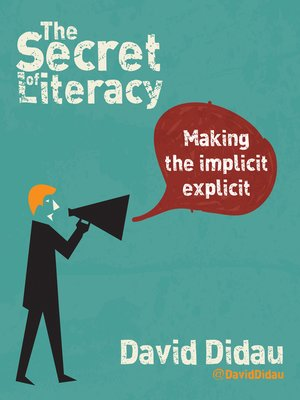 cover image of The Secret of Literacy