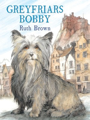 cover image of Greyfriars Bobby