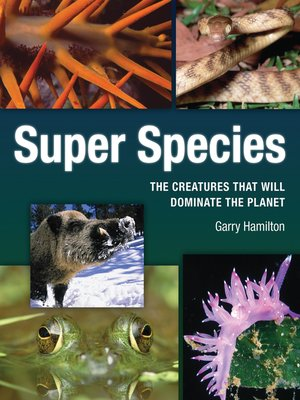 cover image of Super Species