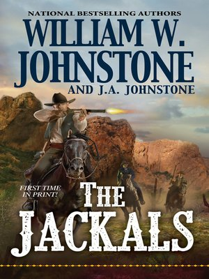 cover image of The Jackals