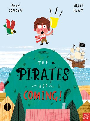 cover image of The Pirates are Coming!