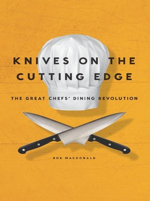 cover image of Knives on the Cutting Edge