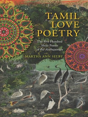 cover image of Tamil Love Poetry