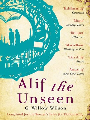 cover image of Alif the Unseen